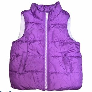 Old Navy Frost Free puffer vest